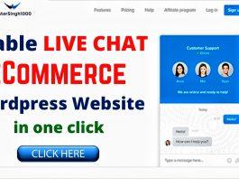 wordpress live chat plugin #mistersingh1000